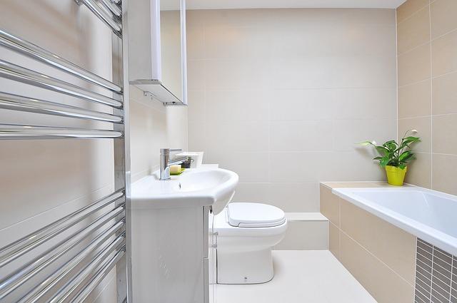 Salle de bain en améngament